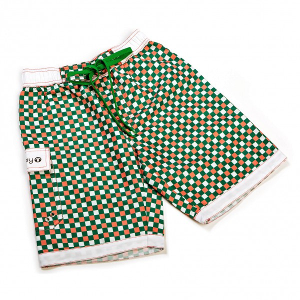 Ducksday - Boy's Boardshort - Shortsit