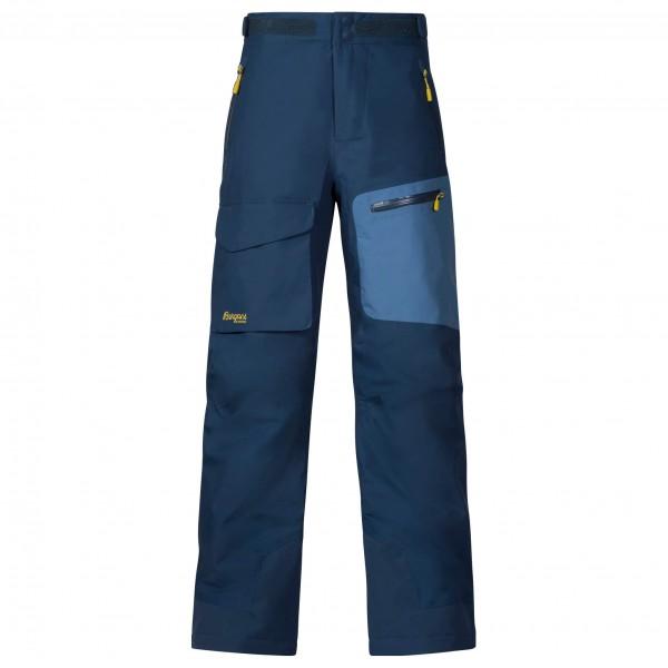 Bergans - Knyken Insulated Youth Pants - Skibroek