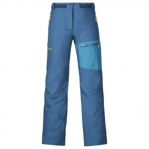 Bergans - Knyken Insulated Youth Girl Pants - Skihose