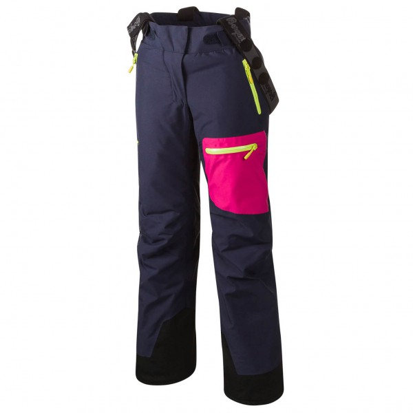 Bergans - Knyken Insulated Youth Girl Pants - Skibukse