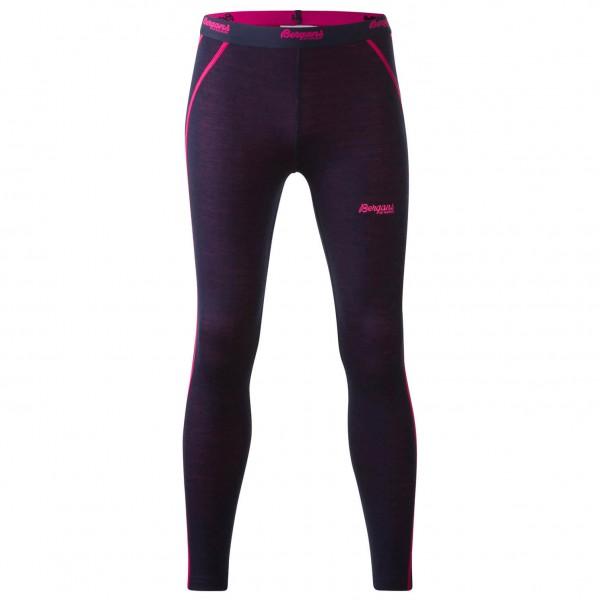 Bergans - Akeleie Youth Tights - Merino underwear
