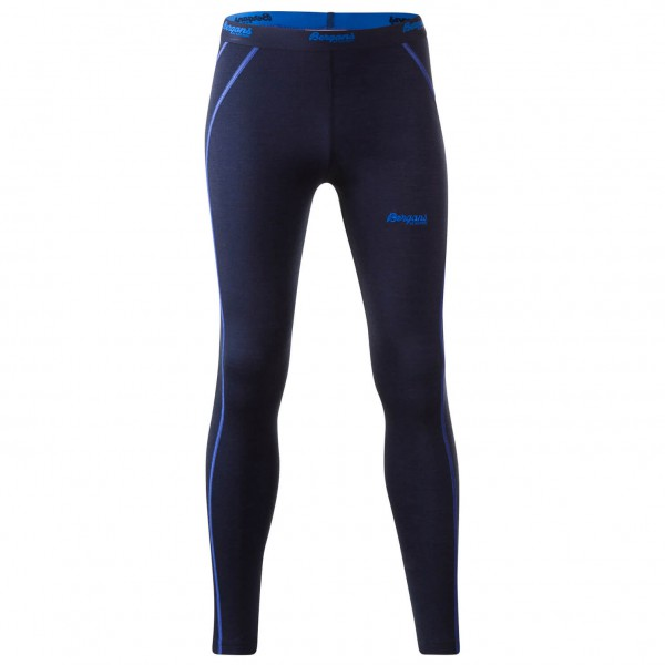 Bergans - Akeleie Youth Tights - Merino underwear