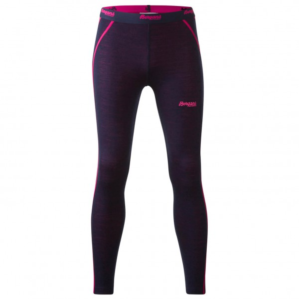 Bergans - Akeleie Youth Tights - Merino base layers
