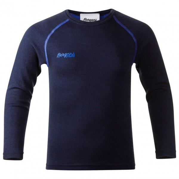 Bergans - Akeleie Kids Shirt - Merino underwear