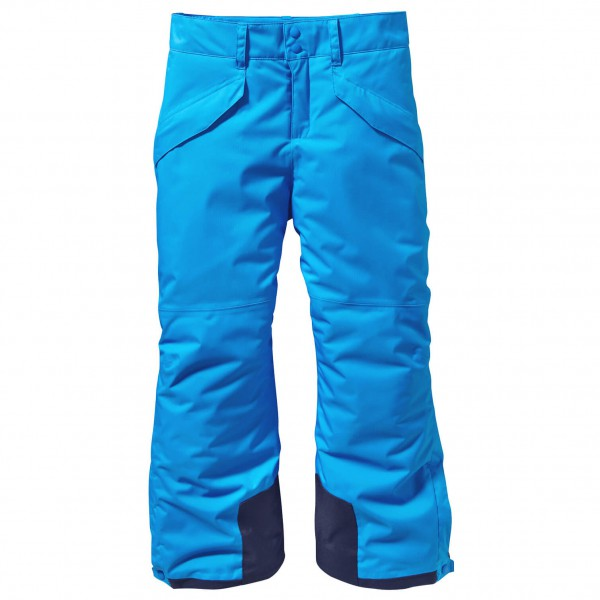 Patagonia - Boy's Insulated Snowshot Pant - Skibroek