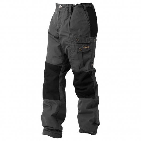 Fjällräven - Kid's Vidda Padded Trousers - Winterbroek