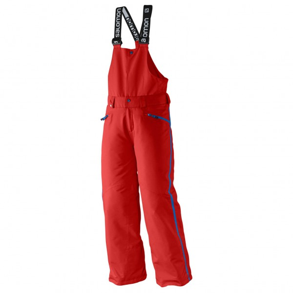 Salomon - Kid's Incline Bib Pant - Skihose