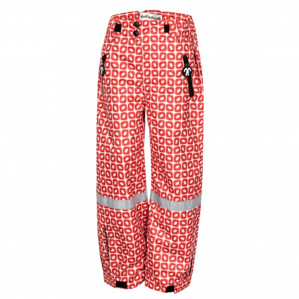 Ducksday - Kid's Rain Pants - Hardshellhose