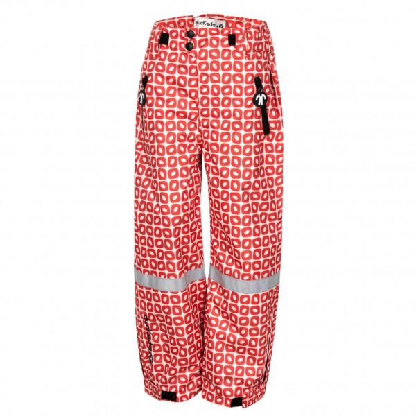 Ducksday - Kid's Rain Pants - Pantalon hardshell