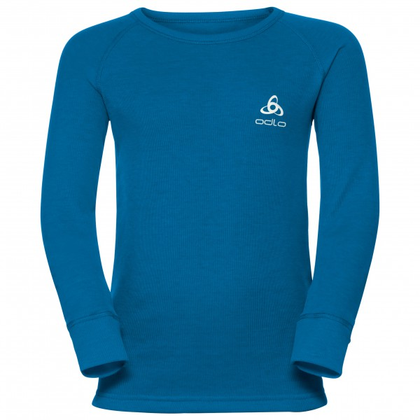 Odlo - Kid's Shirt L/S Crew Neck Warm - Longsleeve