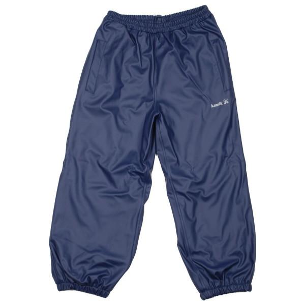 Kamik - Kid's PU Jersey Rain Pants - Hardshellhose