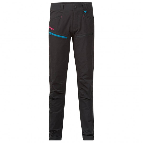 Bergans - Utne Youth Girl Pant - Softshellhousut
