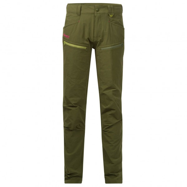 Bergans - Utne Youth Girl Pant - Softshellbukser