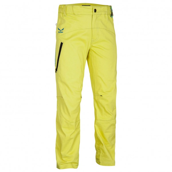 Salewa - Kid's Chaxy Raxy CO Pant - Klimbroek