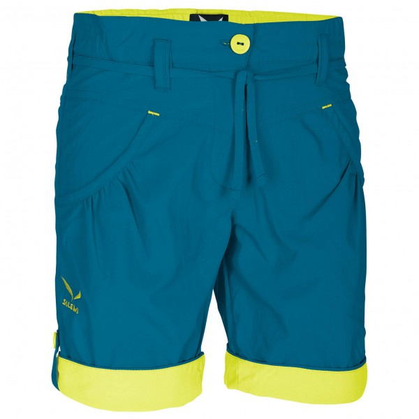 Salewa - Girl's Foxy Dry Shorts - Shorts