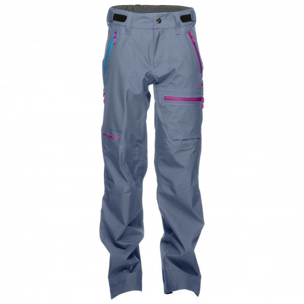Norrøna - Kid's Falketind Gore-Tex Pants - Hardshell pants