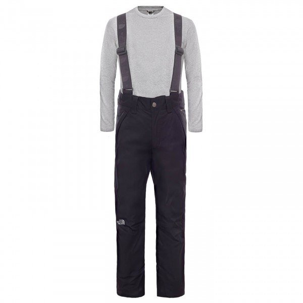 The North Face - Boy's Snowquest Suspender Pant - Skihose