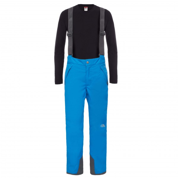 The North Face - Boy's Snowquest Suspender Pant - Ski pant