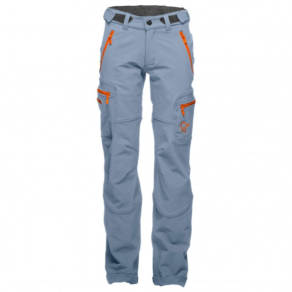 Norrøna - Kid's Svalbard Flex1 Pants - Softshellhousut