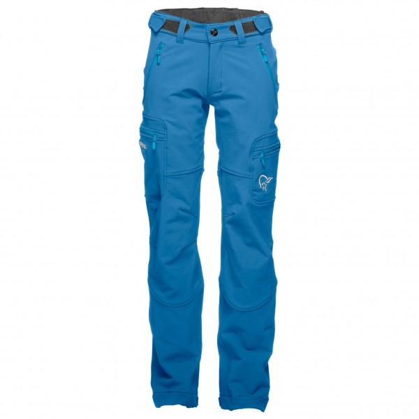 Norrøna - Kid's Svalbard Flex1 Pants - Softshellhousut