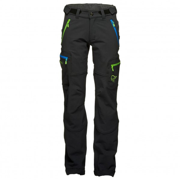 Norrøna - Kid's Svalbard Flex1 Pants - Softshell trousers