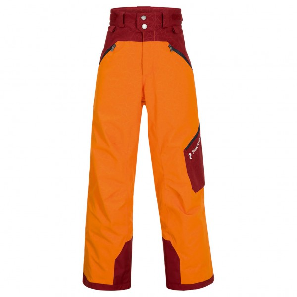 Peak Performance - Kid's Cliff Printed Pants - Skihose