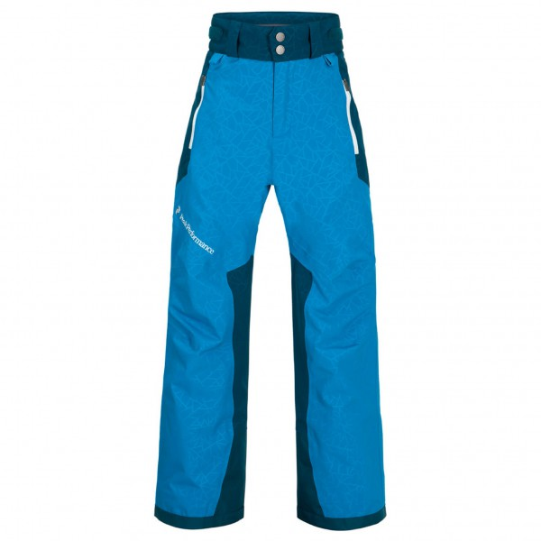 Peak Performance - Kid's Trinity Printed Pant - Skihose