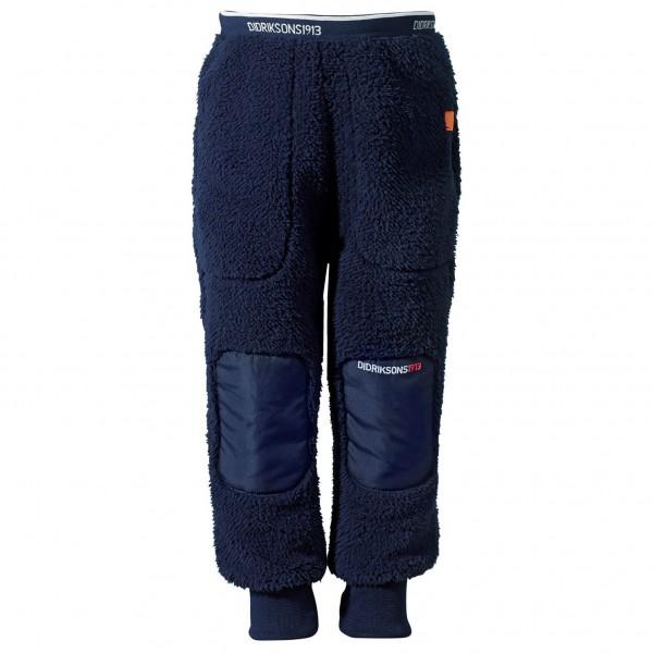 Didriksons - Kid's Ciqala Pants - Fleecebroek