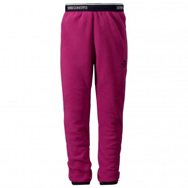 Didriksons - Kid's Monte Pants - Fleece pants