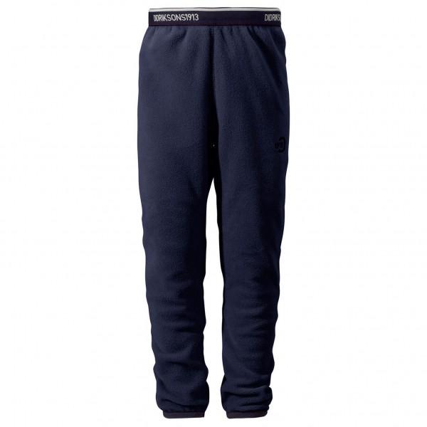 Didriksons - Kid's Monte Pants - Fleecehousut