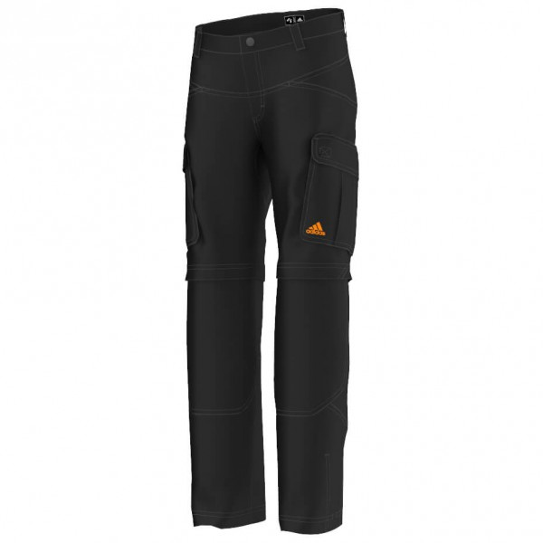 adidas - Boy's/Girl's Stretch Zip-Off Pant - Trekkinghousut