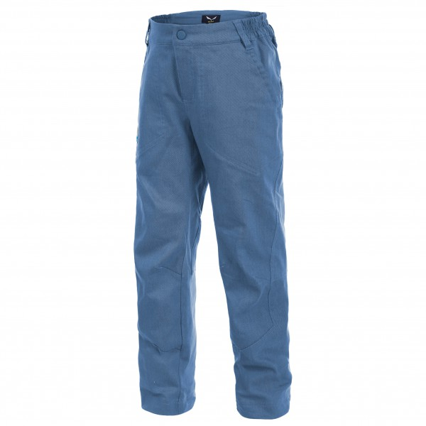 Salewa - Kid's Frea Cotton Pant - Climbing pant