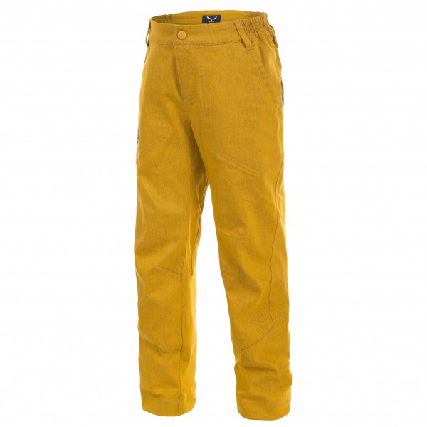 Salewa - Kid's Frea Cotton Pant - Kiipeilyhousut