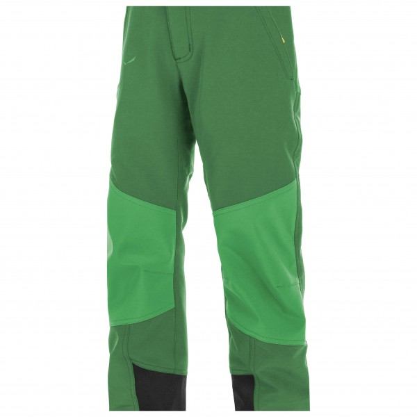 Salewa - Kid's Puez DST Pant - Softshellbroek