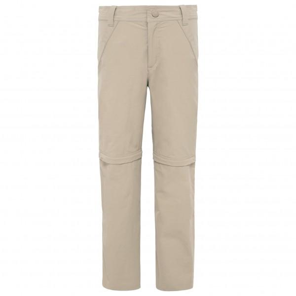 The North Face - Boy's Convertible Hike Pant - Pantalon de t
