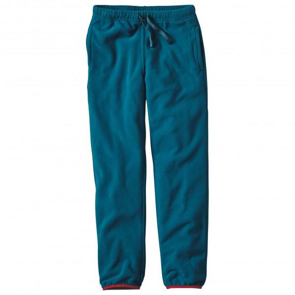 Patagonia - Boys' Micro D Snap-T Bottoms - Pantalon polaire