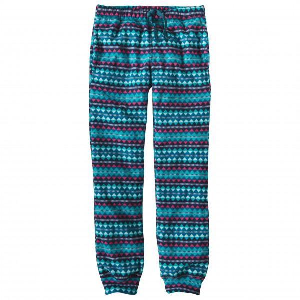 Patagonia - Girls' Micro D Snap-T Bottoms - Pantalon polaire