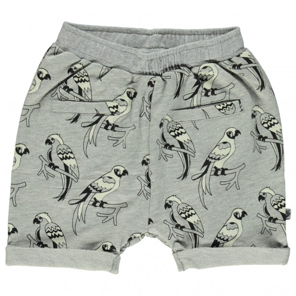 Smafolk - Parrot Sweat Shorts - Shorts