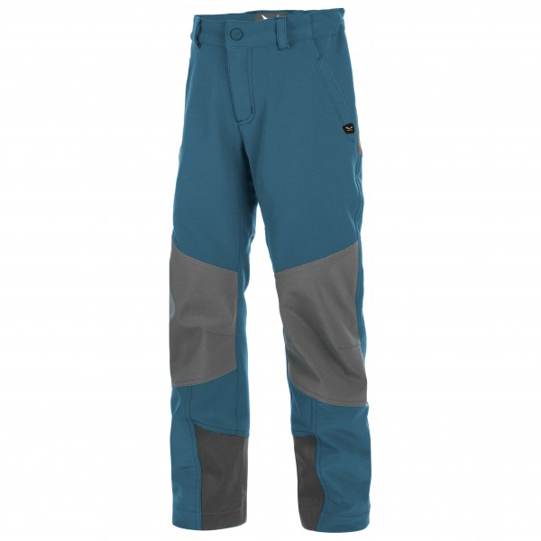 Salewa - Kid's Puez DST K Pant - Softshellhousut