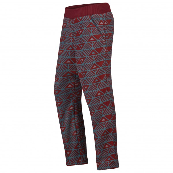 Salewa - Kid's Puez Triangles PL K Pant - Fleecebroek