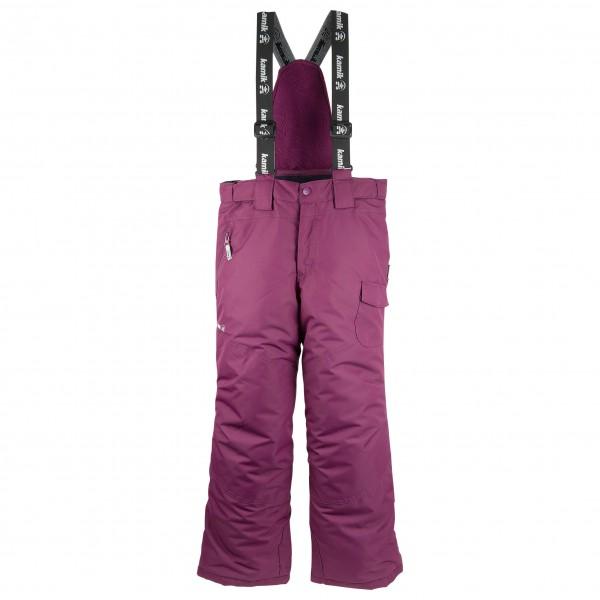 Kamik - Girl's Jennasolid - Ski pant
