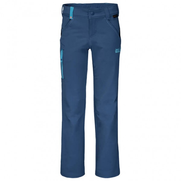 Jack Wolfskin - Activate Pants Kids - Softshell pants