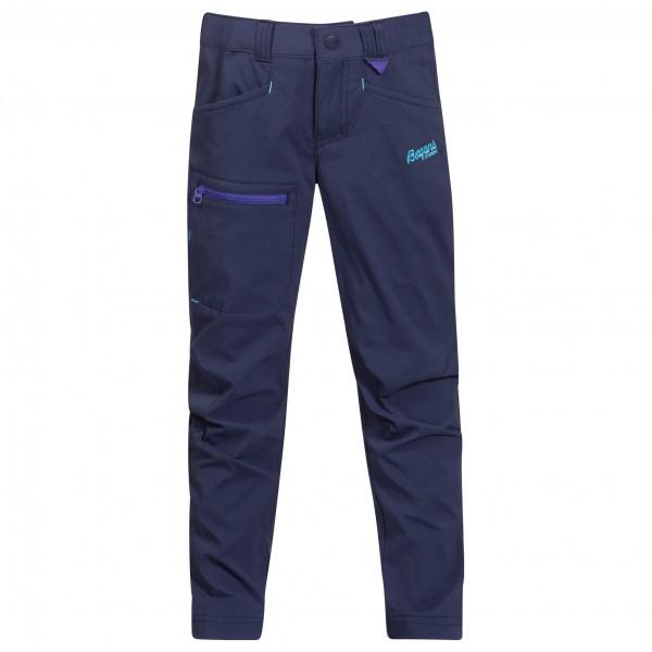 Bergans - Utne Kids Pants - Softshellhousut