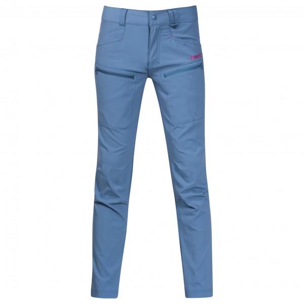 Bergans - Utne Youth Girl Pants - Softshellbukser