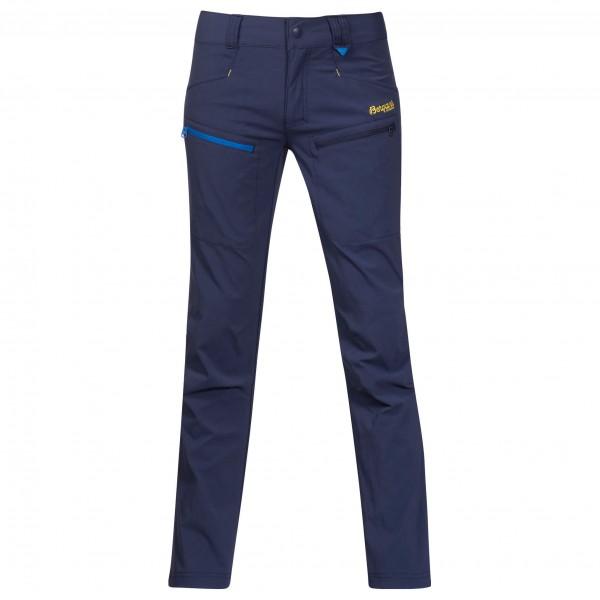 Bergans - Utne Youth Pants - Softshellbukser