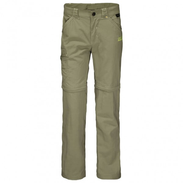 Jack Wolfskin - Safari Zip Off Pants Kid's - Trekking pants