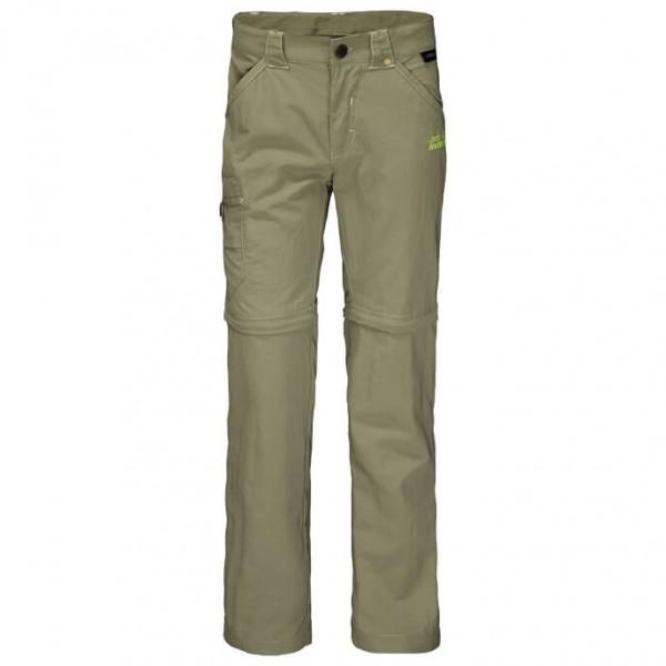 Jack Wolfskin - Safari Zip Off Pants Kid's - Trekkinghose