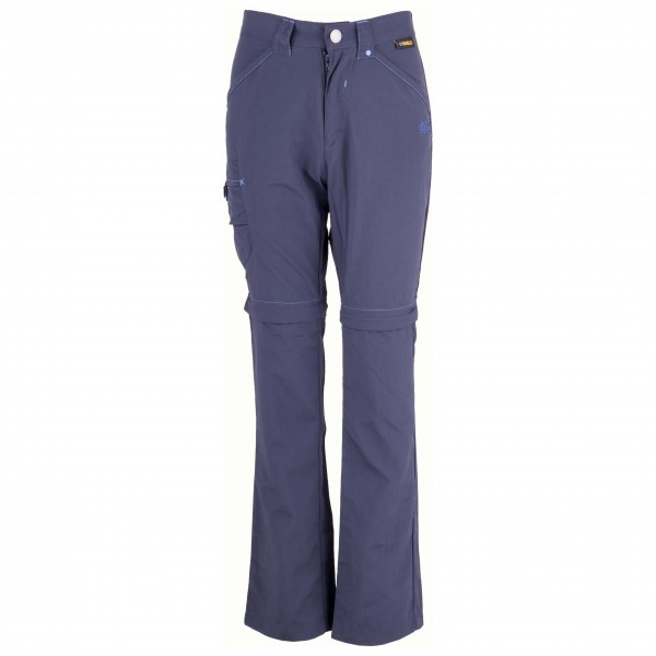 Jack Wolfskin - Safari Zip Off Pants Kid's - Trekkingbroeken