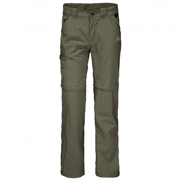 Jack Wolfskin - Safari Zip Off Pants Kid's - Trekkinghose