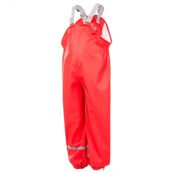 Color Kids - Kid's Boxi Rain Bib Pants PU - Regnbyxor